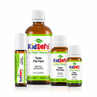 KidSafe Tame The Pain Synergy Essential Oil Blend, Undiluted, Therapeutic Grade