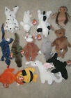 TY BEANIE BABY BABIES  4TH G HEART HANG TAG U-PICK YOUR CHOICE RETIRED MWMT