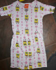 NICELODEON SPONGEBOB GIRL SHORT PAJAMAS 24 MOS
