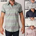 Mens NEW SEASON STYLE St Goliath & URBAN Short Sleeve Button Shirts Casual NEW!
