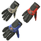 Men's Texport G9 Gel Gloves Motorcycle Riding Gloves with Gel Palm