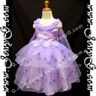 #SPP5 Baby Infant Christening Recital Evening Communion Birthday Gown Dress