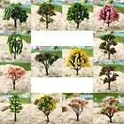 Mini Tree Miniature Dollhouse Garden Bonsai Plant Pot Fairy Ornament DIY Decor