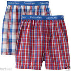 Calvin Klein 2-Pack Boys Boxer Shorts  - Assorted Colors