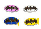 Polished Chrome 3D Batman Bat Signal Belt Buckle Dark Kight