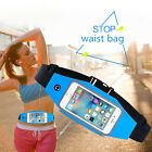 NEW Unisex Outdoor Running Waist Pack Touch Screen Multifunction Phone Pouch Bag