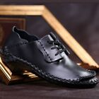 Men Leather Shoes Comfort Loafers 2016 Summer Designer Casual Breathable
