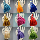 Fashion Tassel Pendants Polyester Trim Mixed Craft Applique Jewelry Making DIY