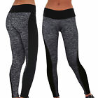 New Women Sports Trousers Athletic Gym Workout Fitness Yoga Leggings Pants