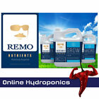 Remo Nutrients Grow,Bloom,Micro,Astro Flower,Velokelp,Natures candy,Magnifical