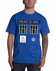 Doctor Who T Shirt Dr Who costume Tardis Daleks Cyberman Mens official new