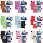 QW Wallet Holder Leather Pouch Case Cover For BLU Dash M2