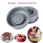Non-stick Novelty Mini Fill Cake Baking Pan Cup Jelly Pudding Tasty Mousse Mould