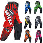 New Wulfsport Arena Cub Junior Kids Chidern MX Motocross Pants Off Road Trousers