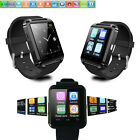 US Stock Bluetooth Smart Watch Touch Screen Wrist Watch For Android Smart Phone