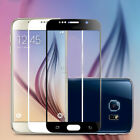 New Colorful 9H Tempered Glass Full Screen Protector Film For Samsung Galaxy S6