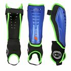 Grays Shield Hockey Shinguards Royal/Green