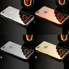 Luxury Aluminium Metal Bumper Case+ PC Back Cover For HUAWEI Various Phones