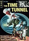 Vintage The Time Tunnel 1960's Sci Fi Comic Cover Poster A3 Print