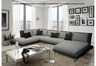DOMO COLLECTION PREMIUM ECKSOFA SOFA WOHNLANDSCHAFT U-ECKE SWING-2