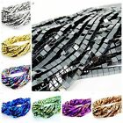 Lots Hematite Gemstone Square Cube Beads 16'' Metallic Silver Gold Wholesale
