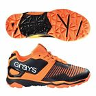 Grays GX12000 Hockey Shoes Black/Orange