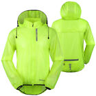 Santic Summer Cycling Long Sleeve Jerseys Waterproof Bicycle Bike Jacket 008V