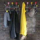 Eames Style Hang It All Coat Hook Hanger Retro Design VARIOUS COLOURS AVAILABLE