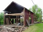 1840 Antique Post and Beam Barn Frame
