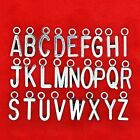 Tibetan Silver Alphabet Initial Letter A-z Charm Pendant Jewellery Making