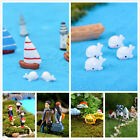 Lot Garden Craft Plant Pots Fairy Ornament Miniature Figurine Dollhouse Decor