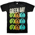 Green Day - On The Dot Mens Short Sleeve Cotton T-Shirt - New & Official