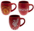 Ceramic Barrel Shaped Mug New Official Liverpool / Arsenal / Manchester United
