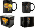 Metallica: Ceramic Mug - New & Official In Display Box Flaming Skull/Pirate