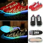 Korean version of the trend of men's casual shoes women couple luminous shoes TD