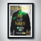 BRYAN CRANSTON MR. WHITE TV Autographed Reprint Poster A4 A3 5R BREAKING BAD