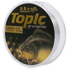100M Durable Nylon Transparent Fishing Wire