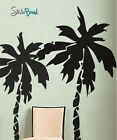 Vinyl Wall Decal Flying 2 Fl Palm Trees 6ft