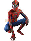 Raimi Spiderman Marvel Costume 3D Printing Kids/Adult Halloween Cosplay Suit