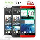 Unlocked HTC One M7 32GB/64GB Quad-core Mobile Smartphone GOLD SILVER BLACK