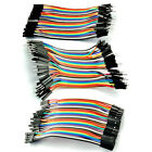 Hot Hot 40pcs Male Female Dupont Wire Cables Jumper 10cm 2.54MM 1P For Arduino