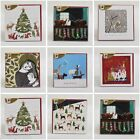 Premium Branded Woodmansterne Marie Curie Charity Christmas Xmas Cards 5 Pack