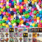 Interest 1000pcs 2.6mm HAMA/PERLER Beads for GREAT Kids Fun DIY Craft 17 Colors