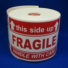 """This Side Up Fragile Handle With Care 3""""x5"""" - Packing Shipping Handling Labels"""