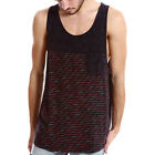 New Mens ST GOLIATH Muscle Singlets Tank top Casual tanks streetwear printed EVE