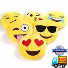 Retro Emoji Smiley Emoticon Round Cushion Pillow Stuffed Cute Plush Soft Toy Dol