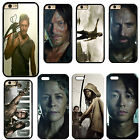 The Walking Dead Rick Daryl Plastic Hard Phone Case Cover For iPhone Samsung