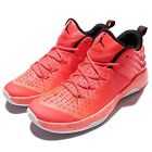 Nike Jordan Extra Fly Infrared 23 Black Men Basketball Shoes Sneakers 854551-620