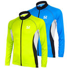 DS Cycling Bike Bicycle Long Sleeve Jersey Coat Shirts 2 Colours For Mens New