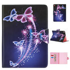 Retro Wallet Folio Protective PU Leather Cover Case For Apple iPad mini 4/3/2/1